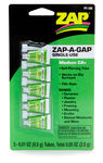 ZAP-A-GAP One-time-Use tubes, 5pcs, 0,5gram
