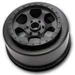 Trinidad SC Wheels - Team Associated SC10 Front - Black - (2)