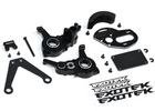 Exotek 22 3.0 LCG GEAR BOX SET- laydown gearbox conversion