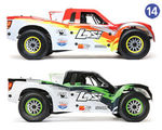 Losi Super Baja Rey® 1/6-Scale 4WD Performance Desert Truck