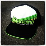 THE JQRacing Factory Racing Snapback Hat