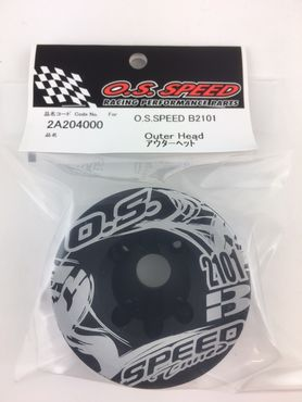 O.S. Speed B2101 Outer Head - 2A204000