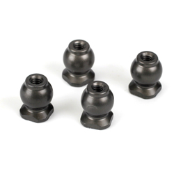 LOSA6048 - Suspension Balls 8.8mm Flanged: 8B,8T