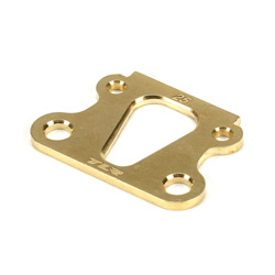 Brass Kick Angle Shim, 25 Degrees: 22