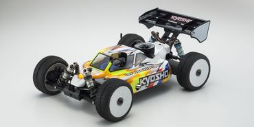 "Kyosho Inferno MP9 TKI4 ""10th Anniversary Special Edition"""