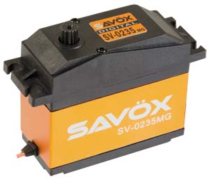 Savöx SV-0235MG 35kg/0.15 (7.4V) Digital Servo