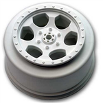 Trinidad SC Wheels - Team Associated SC10 Rear - White - (2)