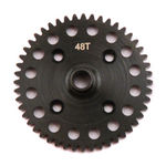 LOSA3556 - Center Diff 48T Spur Gear, Lightweight: 8B/8T