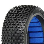 Pro-Line Bow-Tie 2.0 X4 (SuperSoft) Off-Road 1:8 Buggy Tires W/Closed Cell - 9045-004