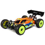TLR 8IGHT XE Elite Electric Buggy Race Kit: 1/8 4WD