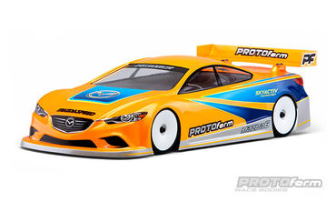 Mazda6 GX Clear Body for 190mm Touring Car