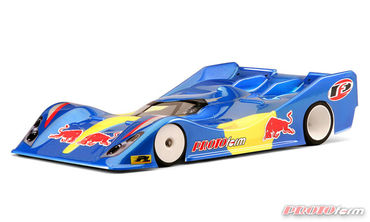 Speed 12B Light Weight Clear Body for 1:12 On-Road Cars