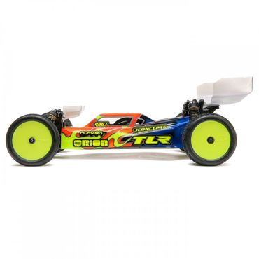 TLR 22 5.0 DC 2wd Race Kit: 1/10 Buggy Dirt/Clay