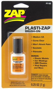 Plasti-Zap, Brush-On, 7g