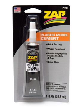 Plastic Model Cement, 29.5ml