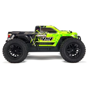 Arrma Granite Mega 4x4 Brushed 4WD MT Green/Black