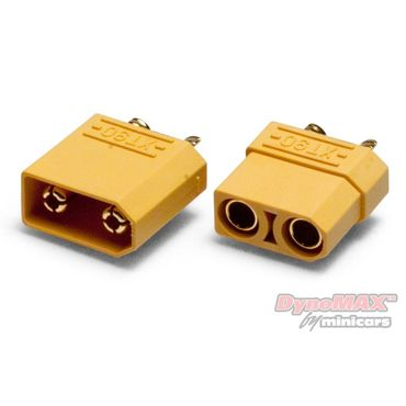 DynoMAX Connector XT90 with 4.5mm pair - B9566