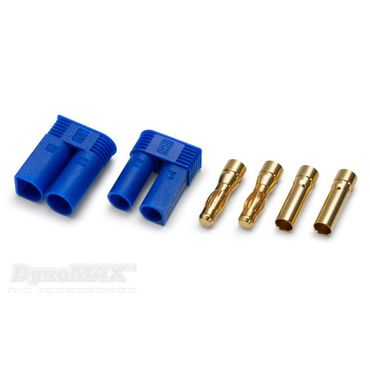 DynoMAX Connector EC5 5mm pair - B9589