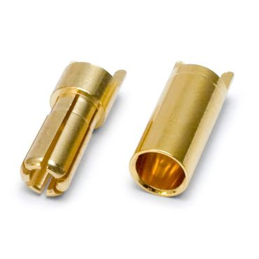 DynoMAX Connector Bullet 5.5mm Female+Male - B9592