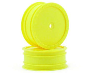Borrego Buggy Wheels - TLR 22 Front - Yellow - (2)