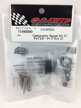 O.S. Speed Carburettor Repair Kit 21
