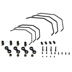 LOSA1750 - Sway Bar Set: 8B,8T