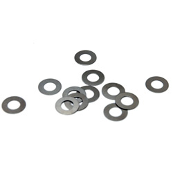 LOSA3501 - Differential Shims, 6x11x.2mm: 8B 2.0