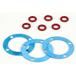 LOSA3505 - Differential Seal Set: 8B,8T, LST, XXL, LST3XL-E