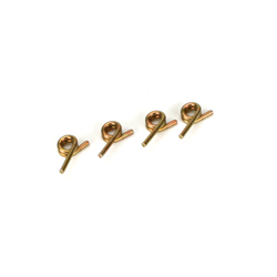 LOSA9114 - Clutch Springs, Gold(4): 8B, 8T