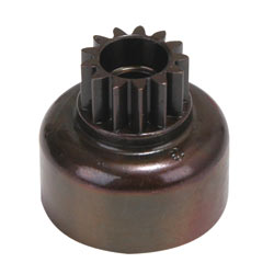 LOSA9126 - High-Endurance Clutch Bell, 13T: 2.0