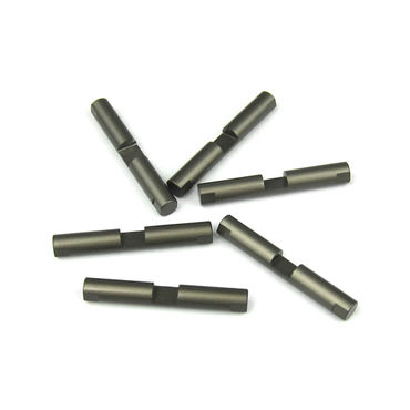TKR5149A – Differential Cross Pins (Aluminum, 6pcs, requires TKR5150 gears)