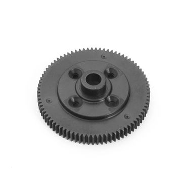 TKR6522 – Spur Gear (81t, 48pitch, composite, black, EB410)