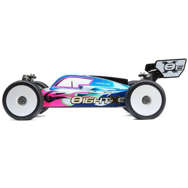 TLR 8IGHT X-E Electric Buggy Race Kit: 1/8 4WD