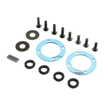 TLR232130 - Diff Seal & Hardware Set: 22X-4