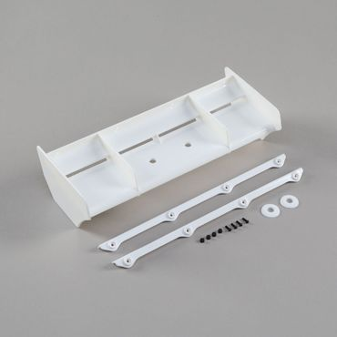 TLR240011 - Wing, White, IFMAR