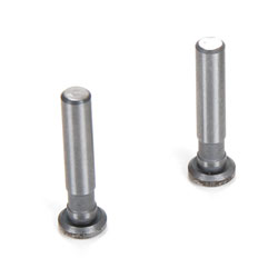 TLR244027 - Hinge Pins, 4 x 21mm TiCN (2): 8IGHT 4.0
