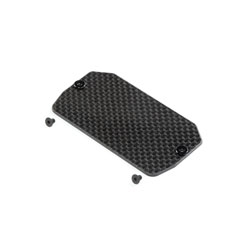 TLR331038 - Carbon Electronics Mounting Plate: 22 5.0