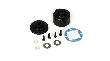 TLR332001 - HD Diff Housing, Integrated Insert: TEN