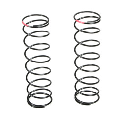 TLR5168 - Rear Shock Spring, 2.3 Rate, Pink