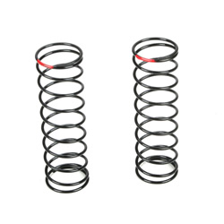 Rear Shock Spring, 2.6 Rate, Red