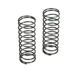 TLR5182 - Front Shock Spring, 3.5 Rate, Green: 22T