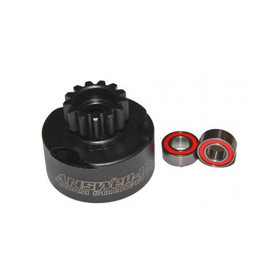 Answer-RC - 13t Vented Clutch Bell With 2 x 5*10 Bearings