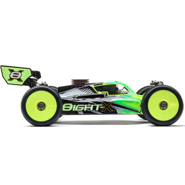 TLR 8IGHT-X Race Kit: 1/8 4WD Nitro Buggy