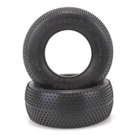 Schumacher Short Course Tyre - Mini Pin - Yellow - U6767