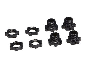 JQB0189 - THE JQRacing Lightened 4.3mm Hex with Nut